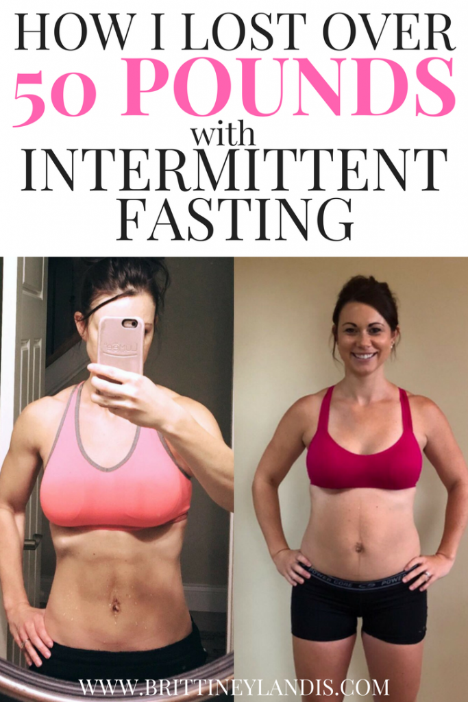 How I lost over 50 lbs with intermittent fasting